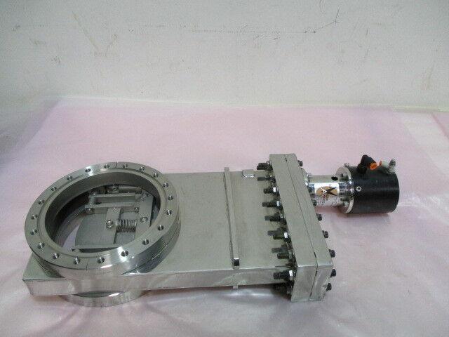 High Vacuum Apparatus MFG, HVA 101-6000MSB, Gate Valve. 419717