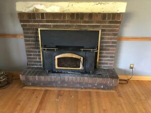 Used Napoleon Fireplace