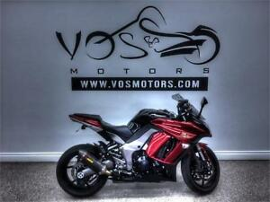 2011 Kawasaki ZX1000 - V3271NP - No Payments For 1 Year**