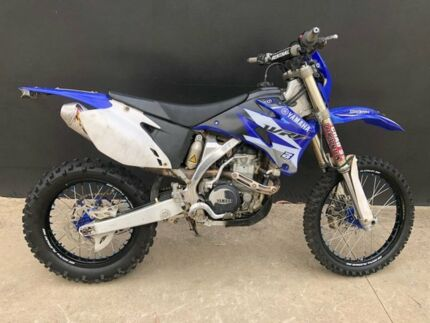 2008 Yamaha WR450F 450CC Enduro 449cc Epping Whittlesea Area Preview