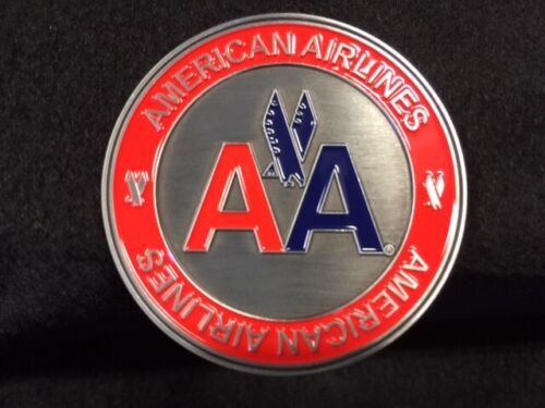 American Airlines Commemorative MD80 Coin