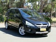 2007 Mitsubishi Grandis BA MY08 VR-X Black 4 Speed Sports Automatic Wagon Melrose Park Mitcham Area Preview