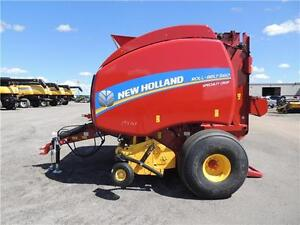 2016 NEW HOLLAND RB560 SPECIALTY PKG, TWINE & NET 1.9%-60 MOS