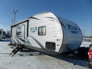 2019 XLR BOOST 27QB TOY HAULER - Reduced to $33,959!