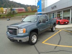 2008 GMC Sierra 2500HD Ext