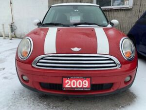 2009 MINI Cooper Hardtop Classic Classic | LOADED | LOW KM | SUN