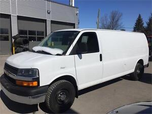 2008 Chevrolet Fourgonnette Express 3500