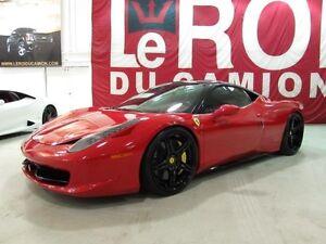 Ferrari 458 ITALIA F1 2011