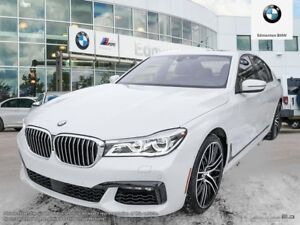 2016 BMW 7 Series i xDrive