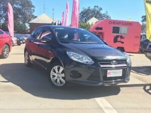 2011 Ford Focus LV Mk II LX Grey 5 Speed Manual Hatchback South Toowoomba Toowoomba City Preview