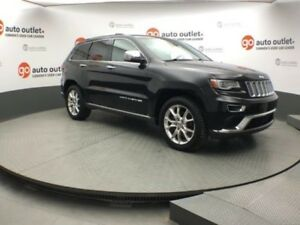 2014 Jeep Grand Cherokee Summit 4x4