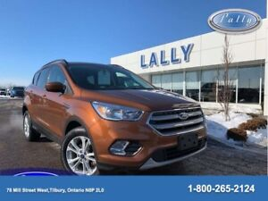 2017 Ford Escape SE, 1.9% for 72 months, Only 19927 km's!!