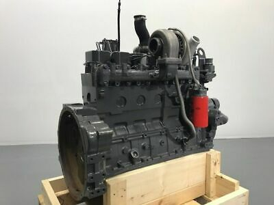Cummins 6bt 5.9 Remanufactured Diesel Engine Tag 1101r
