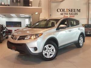 2015 Toyota RAV4 LE AWD-BLUETOOTH-ONLY 78KM
