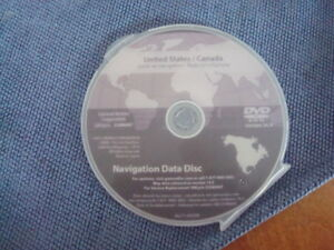 NAVIGATION DATA DISC