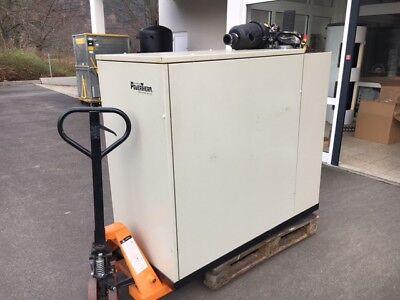 BHKW Powertherm ZX1 Mini BHKW Blockheizkraftwerk 38 kW thermisch 20 kw elektrisc
