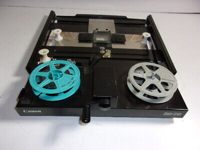 Rc70 Roll Carrier For Canon Pc 70 Microfilm Reader Printer