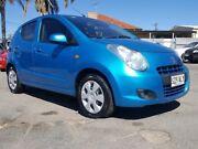 2011 Suzuki Alto GF GL Blue 5 Speed Manual Hatchback Enfield Port Adelaide Area Preview