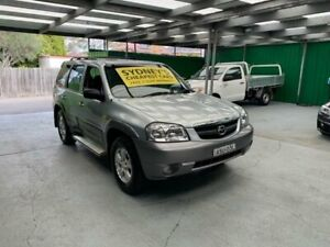 2004 Mazda Tribute MY2004 Luxury Silver Automatic Wagon Croydon Burwood Area Preview