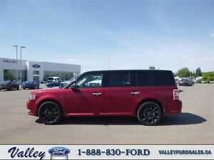 FLEXIBLE 7 PASSENGER FAMILY TRAVEL! 2016 Ford Flex SEL AWD