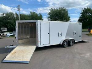 2020 XPRESS 7' x 23' ELITE SNOW TRAILER