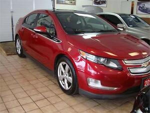 2012 Chevrolet Volt,ACCIDENT FREE,BLUTOOTH,REMOTE STARTER