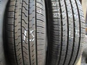 215/60R17 2 ONLY USED FIRESTONW A/S TIRES