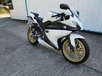Yamaha YZF by J&S Accessories Ltd, Oakmere, Cheshire