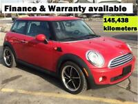 2008 MINI Cooper Hardtop Leather Classic WARRANTY FINANCE MINT