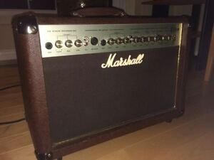 Marshall  50W Acoustic Guitar Amp / PA
