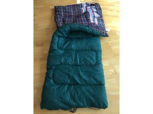Dupont Hollofil Adult Sleeping Bag - Used Once!