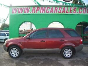 2004 Ford Territory Indiana Sports Automatic Wagon Nailsworth Prospect Area Preview