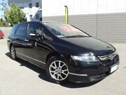 2008 Honda Odyssey 20 MY06 Upgrade Luxury Black 5 Speed Automatic Wagon Victoria Park Victoria Park Area Preview