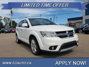 2012 Dodge Journey R/T AWD 7 Passenger