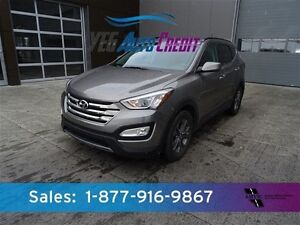 2015 Hyundai Santa Fe Sport AWD PREMIUM $163b/w Edmonton Edmonton Area image 1