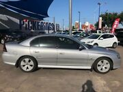 2004 Holden Calais VZ Silver 5 Speed Sports Automatic Sedan Rosslea Townsville City Preview