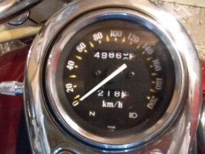 Vulcan VN800 Classic Motorcycle