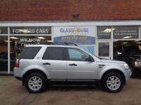 Land Rover Freelander 2 2.2Td4 ( 150bhp ) 4X4 2011 XS F/S/H P/X Swap