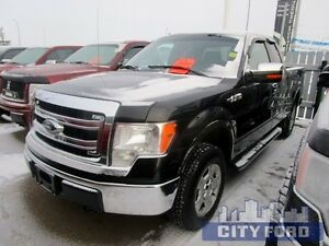 "2013 Ford F-150 4x4 SuperCab 145"" XL"