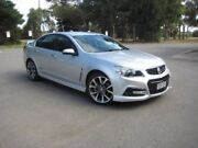 2014 Holden Commodore VF MY14 SS V Silver 6 Speed Sports Automatic Sedan Elizabeth Playford Area Preview