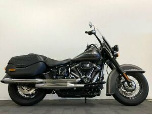 2018 Harley-Davidson FLHCS Heritage Softail Classic 1800CC Cruiser 1868cc