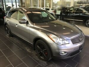 2012 Infiniti EX35 Journey, Accident Free