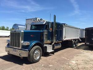 "2010 Peterbilt 388 / 48"" Fat Top + Aluminum Dump"