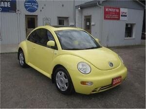 2000 Volkswagen New Beetle GLS|MUST SEE|NO ACCIDENTS|SUNROOF