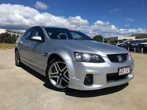 2011 Holden Commodore VE II SV6 Silver 6 Speed Sports Automatic Sedan Garbutt Townsville City Preview