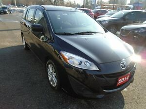 2014 Mazda Mazda5 **A/C, ALLOY RIMS, SLIDING DOORS!!** GS