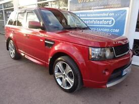 Land Rover Range Rover Sport 3.0 SD V6 4X4 ( 255bhp ) ( Luxury Pk ) aut HSE p/x