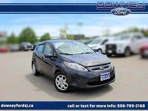 2013 Ford Fiesta SE HATCHBACK AUTO BLUETOOTH