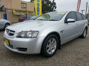 2008 HOLDEN COMMODORE VE WAGON, AUTOMATIC,  SERVICE HISTORY, WARRANTY, REGO, JUST SERVICED, REDUCED! Penrith Penrith Area Preview