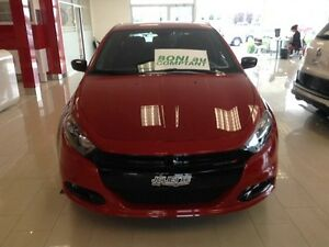 2015 Dodge Dart Blacktop ROUGE BLUETOOTH GROUPE RALLYE